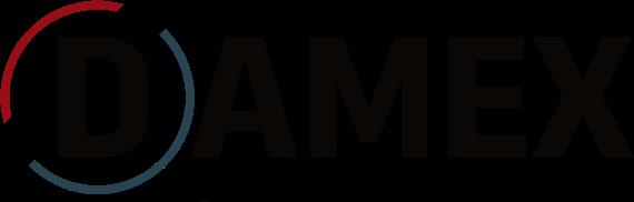 Damex logo